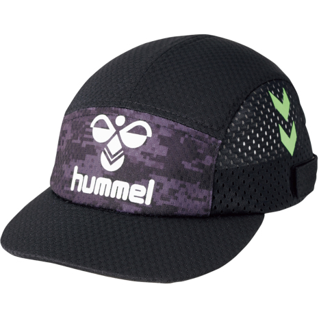 hummel-SPORTS21SSPRIAMOREフットボールキャップ 黒