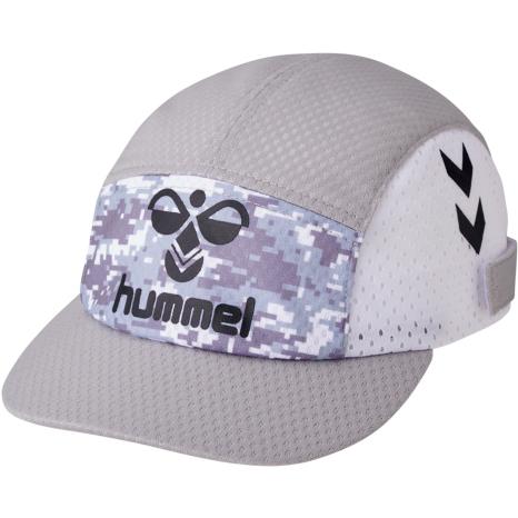 hummel-SPORTS21SSPRIAMOREフットボールキャップ 灰色