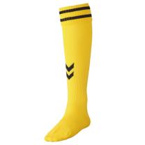 hummel-SPORTSジュニアゲームストッキング 黄色×黒