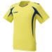 hummel-SPORTSジュニアプラクティスシャツ 黄色
