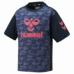 hummel-SPORTS21SSPRIAMOREプラクティスシャツ 紺色