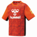 hummel-SPORTS21SSPRIAMOREプラクティスシャツ 赤