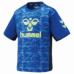 hummel-SPORTS21SSPRIAMOREプラクティスシャツ 青