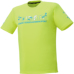 hummel-SPORTS21SSジュニアプラクティスTシャツ 黄色
