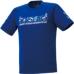 hummel-SPORTS21SSジュニアプラクティスTシャツ 青