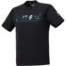 hummel-SPORTS21SSジュニアプラクティスTシャツ 黒