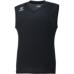 hummel-SPORTS21SSジュニアつめたインナーシャツ plus 黒