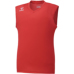 hummel-SPORTS21SSジュニアつめたインナーシャツ plus 赤