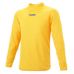 hummel-SPORTSジュニアハイネックインナーシャツ 黄色