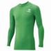 hummel-SPORTS21SSジュニアフィットインナーシャツ 緑