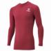 hummel-SPORTS21SSジュニアフィットインナーシャツ 赤