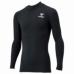 hummel-SPORTS21SSジュニアフィットインナーシャツ 黒