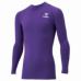 hummel-SPORTS21SSジュニアフィットインナーシャツ 紫