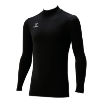hummel SPORTShummel SPORTSジュニアあったかインナーシャツ 黒