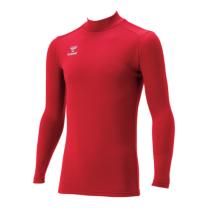 hummel SPORTShummel SPORTSジュニアあったかインナーシャツ 赤