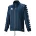 hummel-SPORTSジュニアウォームアップジャケット 紺色