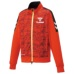 hummel21SSPRIAMOREウォームアップジャケット 赤
