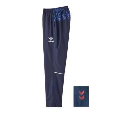 hummel SPORTS21AWプリアモーレウインドブレーカーパンツ 藍色