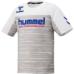 hummel-SPORTS21SSジュニアドライ Tシャツ 白
