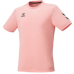 hummel-SPORTS21SSジュニアBASICTシャツ 桃色