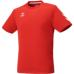 hummel-SPORTS21SSジュニアBASICTシャツ 赤