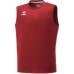 hummel-SPORTS21SSジュニアBASICノースリーブシャツ 赤