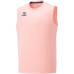 hummel-SPORTS21SSジュニアBASICノースリーブシャツ 桃色