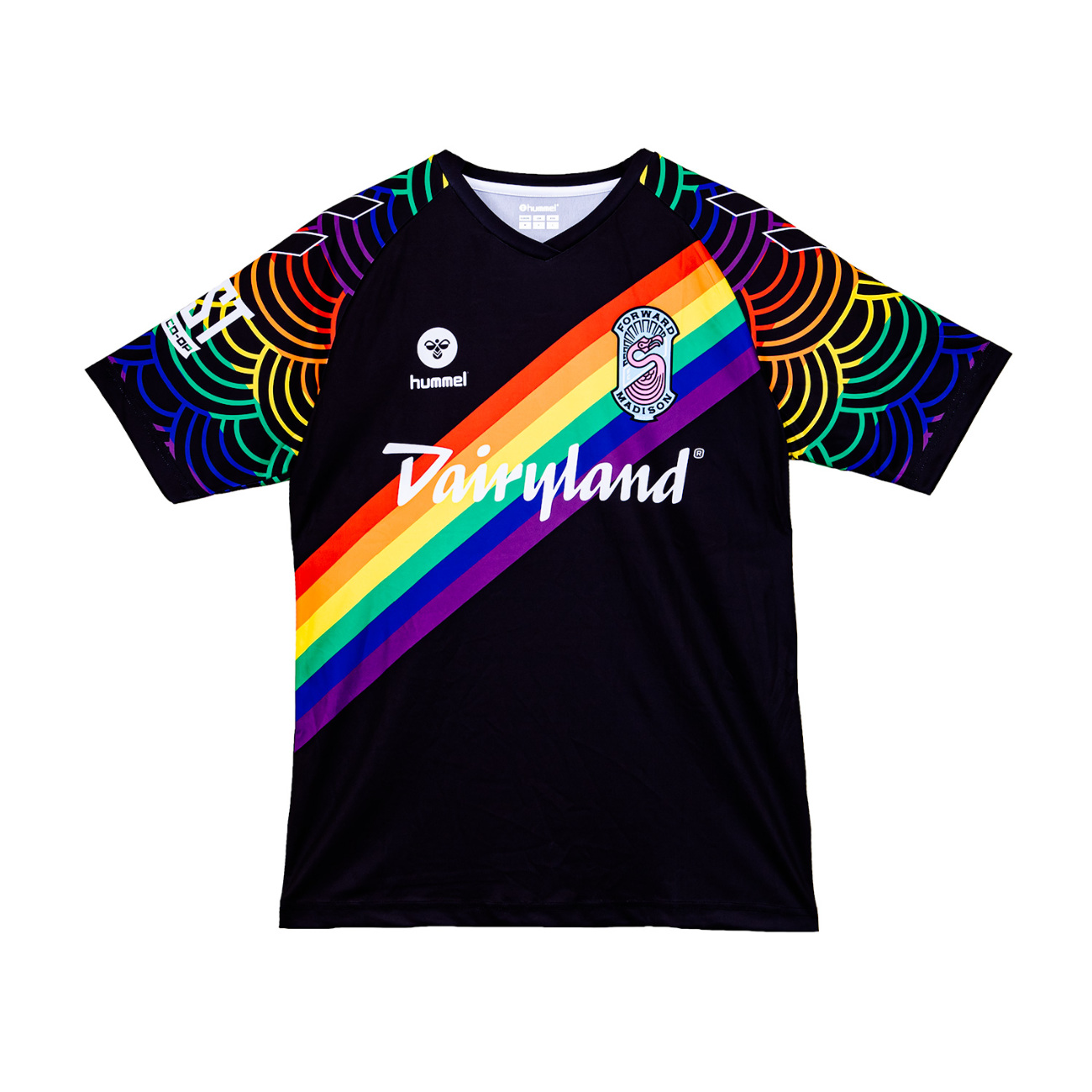 hummel-SPORTS FORWARD MADISON 2020 PRIDE JERSEY S/S