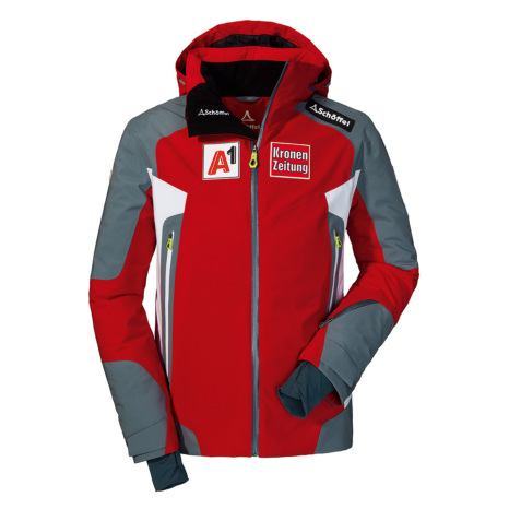 Schoffel (ショッフェル)SKI JACKET HELSINKI3 RT/RACING RED(Mens)