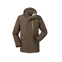 Schoffel (ショッフェル)INSULATED COAT / BROWN(Mens)