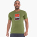Schoffel (ショッフェル)T Shirt Originals Kitimat M/loden green(Mens)