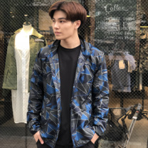 Schoffel (ショッフェル) WINDBREAKER JACKET AOP M / DRESS BLUES(Mens)