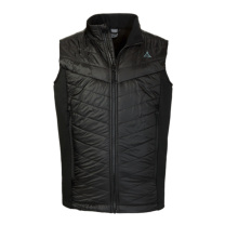 Schoffel (ショッフェル)INS. VEST VAL D ISERE/BLACK(Mens)