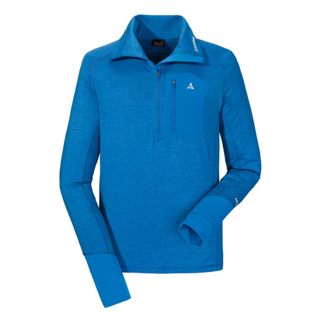 Schoffel (ショッフェル)LONGSLEEVE VAL D ISERE/PRINCESS BLUE(Mens)