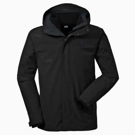 Schoffel (ショッフェル)3IN1 JACKET TURIN1/BLACK(Mens)