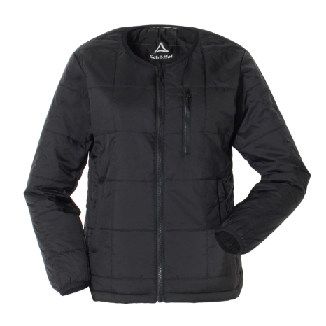Schoffel (ショッフェル) INSULATED JACKET/BLACK(Ladys)