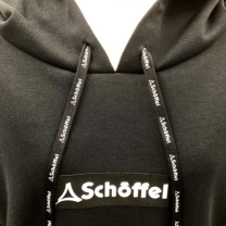 Schoffel (ショッフェル) DRY JERSEY HOODIE / BLACK(Ladys)