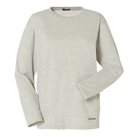 Schoffel (ショッフェル) DRY SKIN SUPER LONG T L'S/ GREY(Ladys)