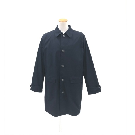 Schoffel (ショッフェル) STAND FALL COLLERCOAT M / NAVY(Mens)