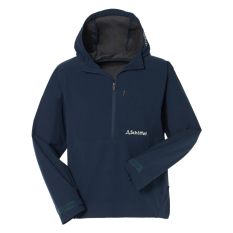 Schoffel (ショッフェル) WIND SHELL ANORAK SLT/NAVY(Mens)