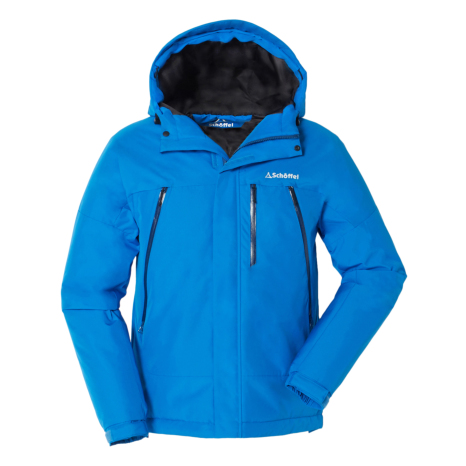 Schoffel (ショッフェル) INSULATED HOODIE STX/ROYAL BLUE(Mens)