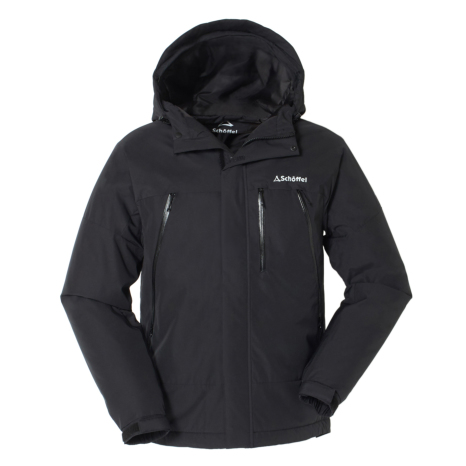 Schoffel (ショッフェル) INSULATED HOODIE STX/BLACK(Mens)