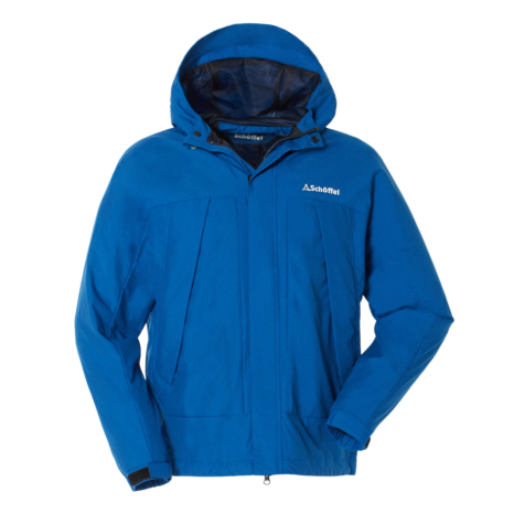 Schoffel (ショッフェル) WINDSHELL HOODIE EP MEN/BLUE(Mens)