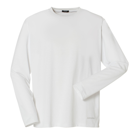 Schoffel (ショッフェル) DRY SKIN SUPER LONG T M'S/ WHITE(Mens)