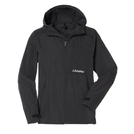 Schoffel (ショッフェル) FIELD PARKER JACKET MEM /BLACK(Mens)