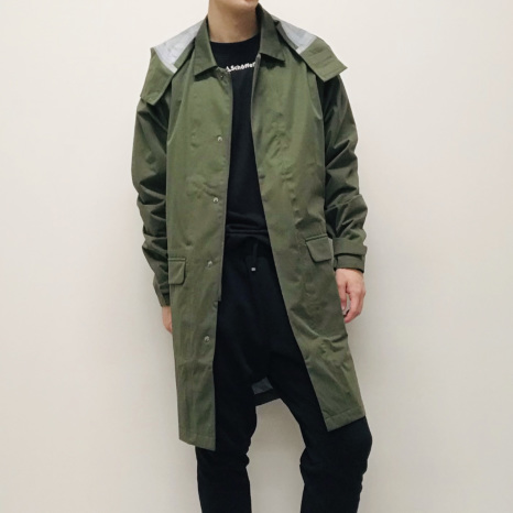 Schoffel (ショッフェル) ALL WEATHER COAT / KHAKI(Unisex)