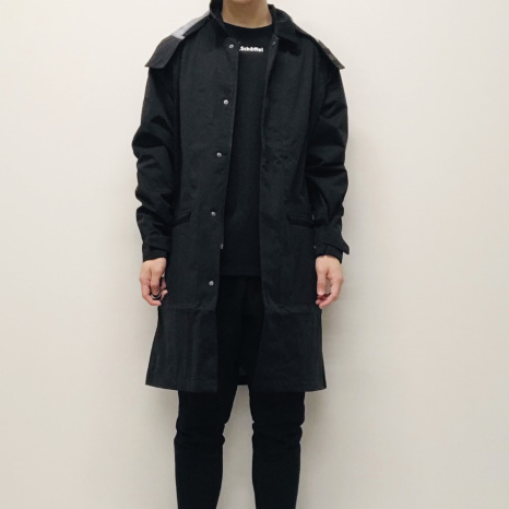 Schoffel (ショッフェル) ALL WEATHER COAT / BLACK(Unisex)