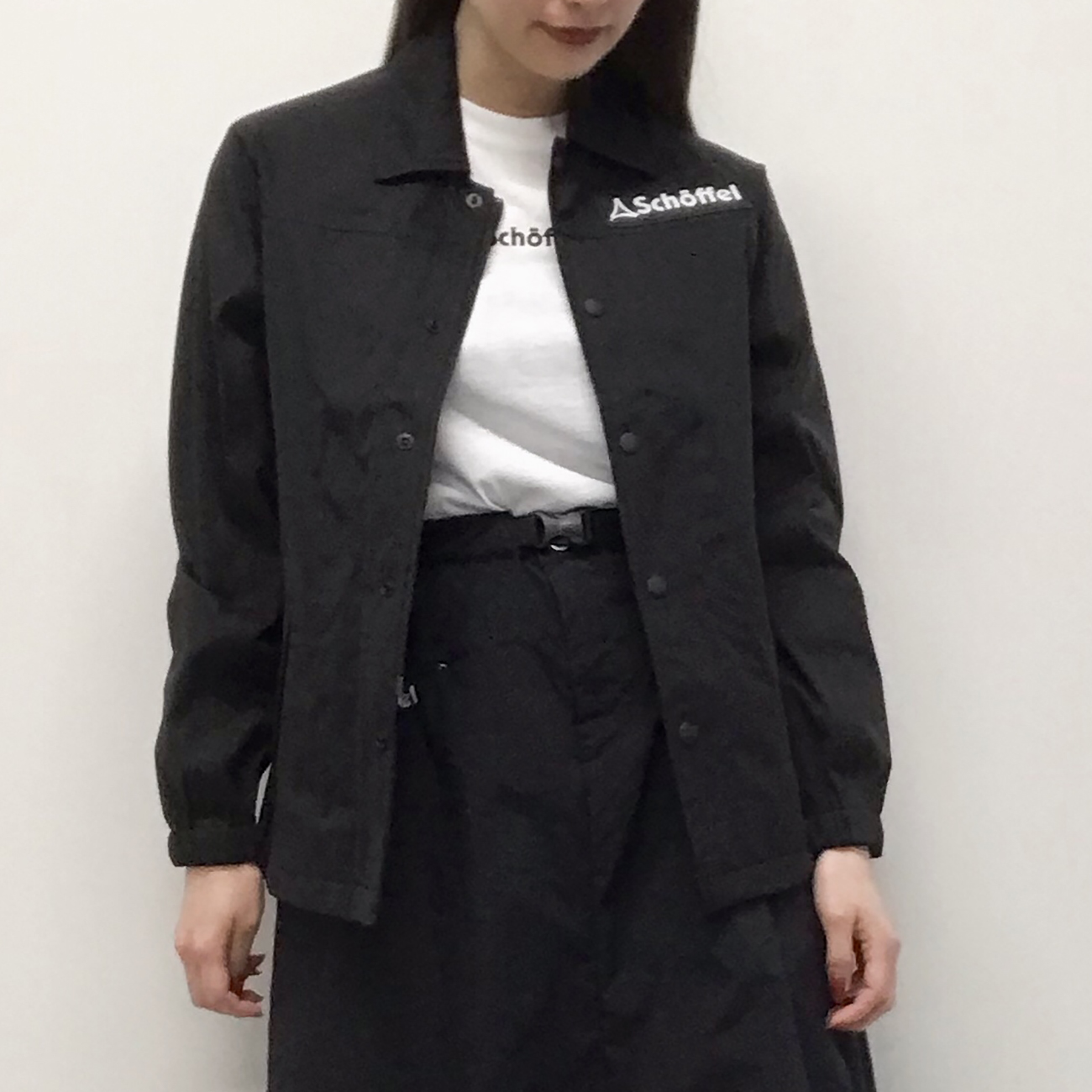 Schoffel (ショッフェル) ALL WEATHER COACH JACKET / BLACK(Unisex)
