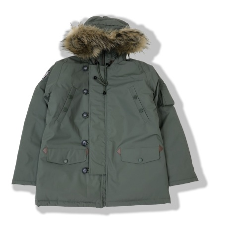 Schoffel (ショッフェル)INSULATED COAT / OLIVE GREEN(Unisex)