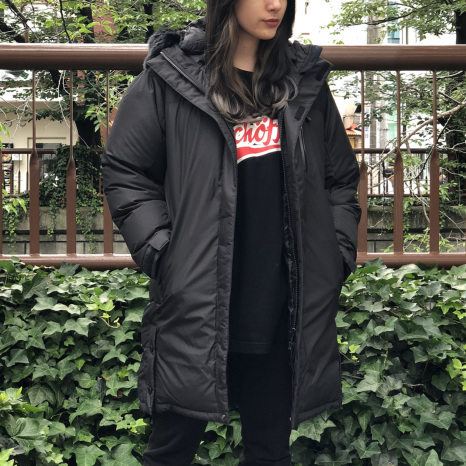 Schoffel (ショッフェル)DOWN COAT / BLACK(Unisex)